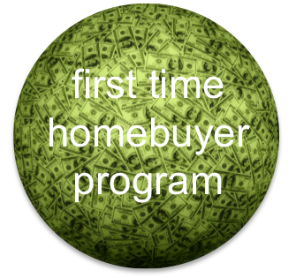 First Time Homebuyer Button