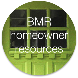 Current BMR Homeowner Resources