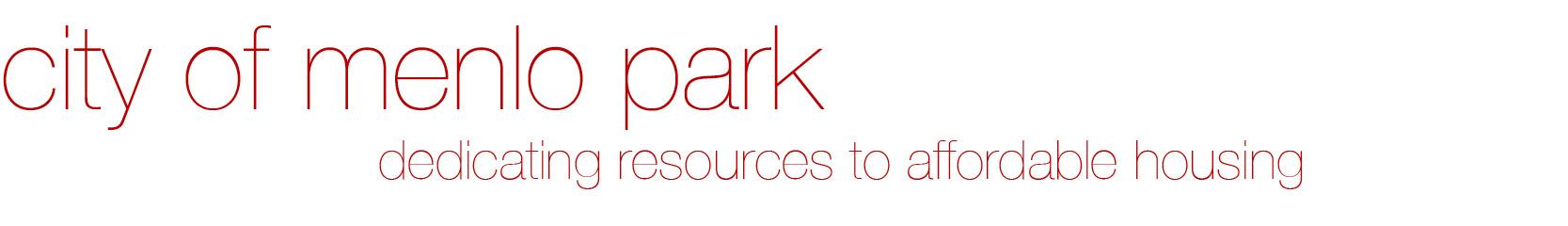 Menlo Park header - ultra light
